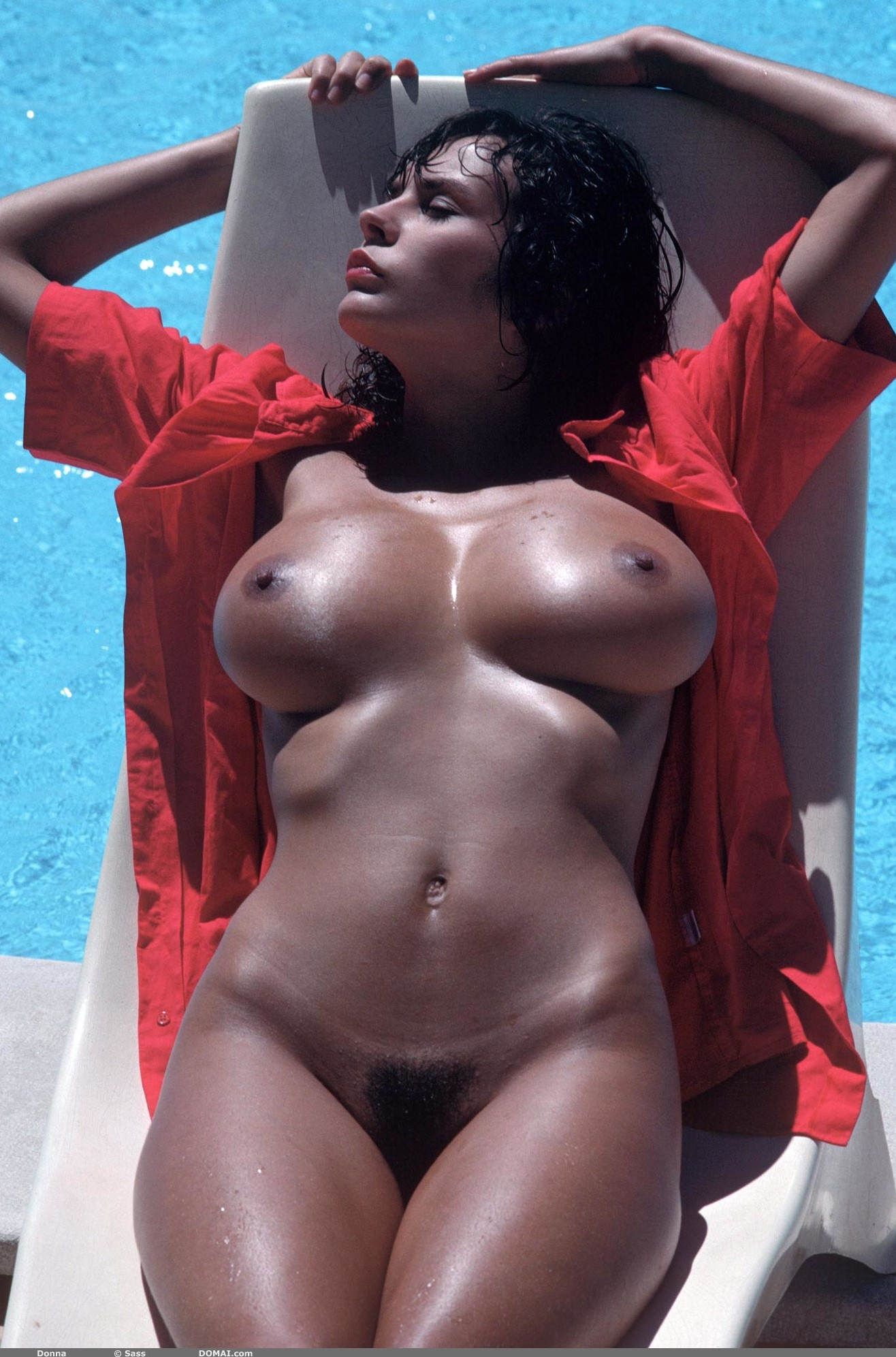 Huge tit ebony bbw pink kandi fucked by pool in miami - 3 part 8