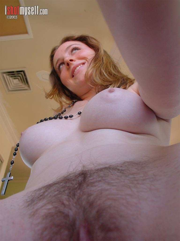 Couple cums together in epic pov creampie 5