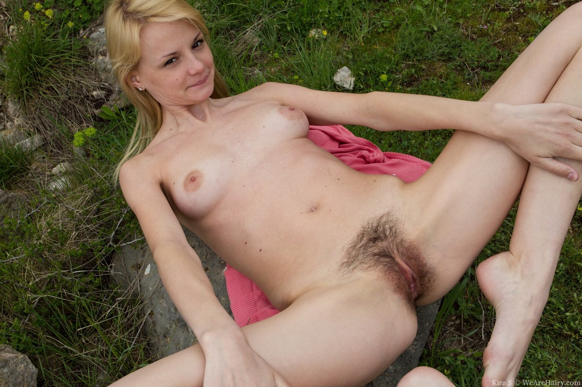 Skinny Hairy Amateur Teen Spreading Pussy From We Are