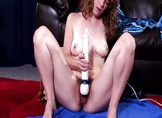 Sammy Grand squirting all over the place